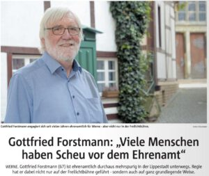 Westfälischer Anzeiger Ausgabe Werne vom 07.10.2020