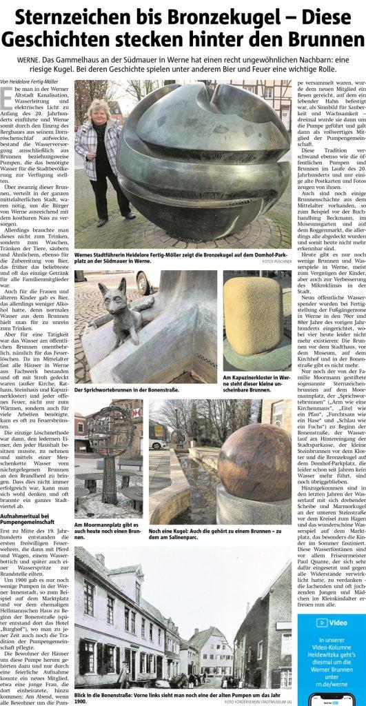 Ruhrnachridhten Ausgabe Werne 03.02.2021