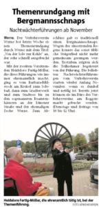 Ruhrnachrichten Ausgabe Werne 17. September 2021