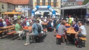 Auftaktveranstaltung Stadtradeln in Werne 3. Juni 2018