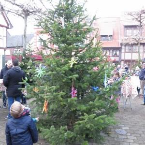 Weihnachten am Roggenmarkt