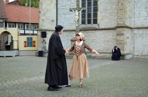 Impressionen vom Luther-Stadtspiel